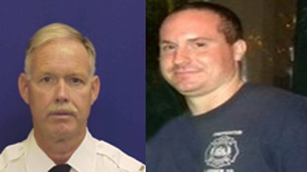 [PHI] Funeral Services Begin for Fallen Firefighters