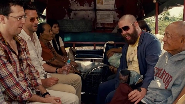 "[NATL] ""The Hangover II"""
