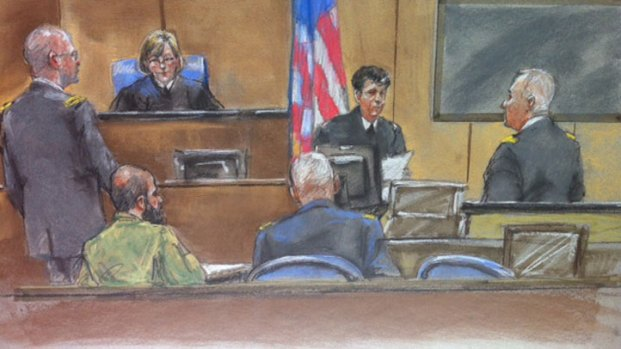 [DFW] Hasan Speaks, Questions Witness in Fort Hood Trial