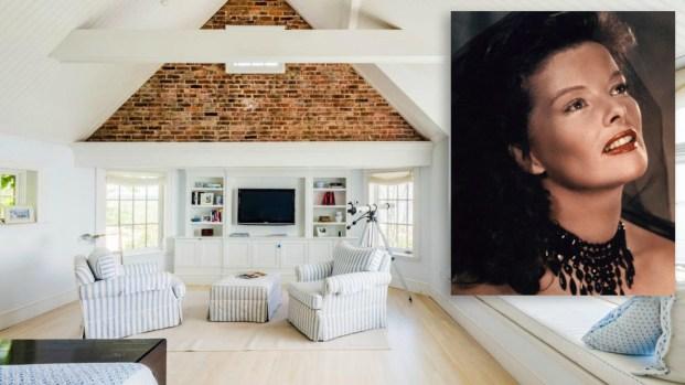 [NATL-HAR] Former Katharine Hepburn Estate Sells for $11.5 Million