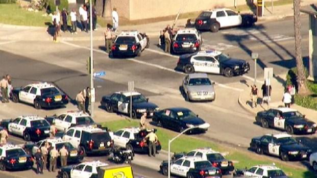 [LA] Resident Describes Gunfire, Inglewood PD Response