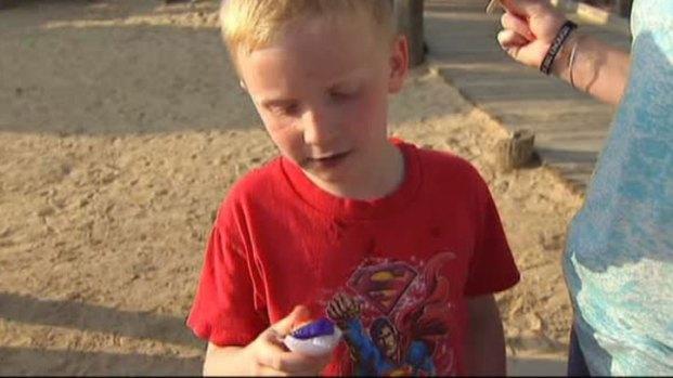 [DFW] Children Mistaking Detergent for Candy