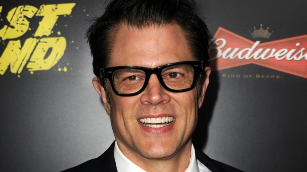 [NBCAH] Johnny Knoxville Is Ready for Stunts