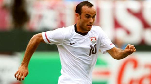 Soccer Star Landon Donovan Unloads Crib in Two Weeks