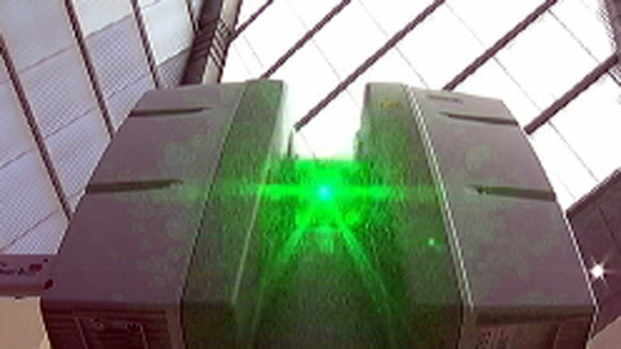 [PHI] Lasers Preserve Lloyd Wright Synagogue
