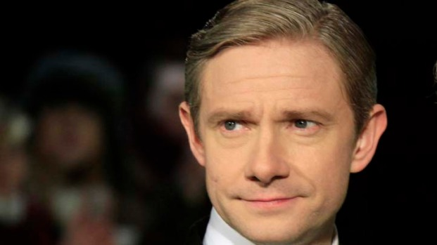 "[NATL] Martin Freeman Dishes On ""Sherlock"" & Meeting Lucy Liu"