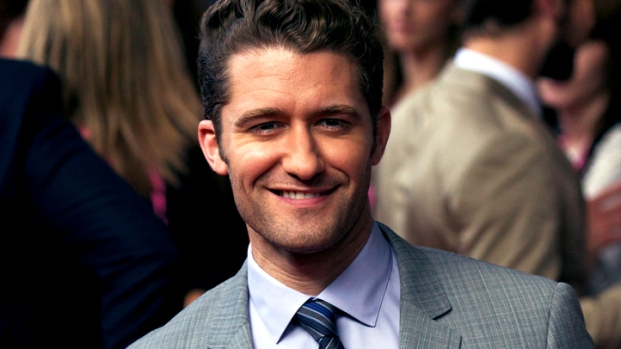 "[NBCAH] Matthew Morrison: It's ""Great"" Having Sarah Jessica Parker & Kate Hudson on ""Glee"""