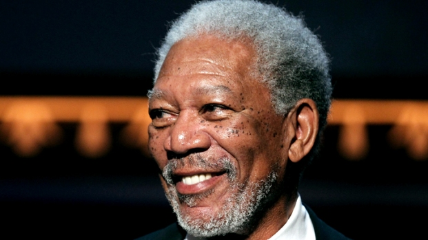 Morgan Freeman Honored with AFI's Lifetime Achievement Award