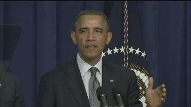 [CHI] Obama Keeps Chicago In Gun Debate