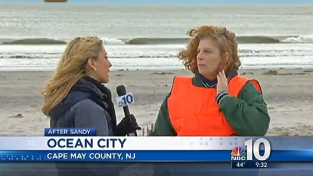 [PHI] Volunteers Clean Up in Ocean City