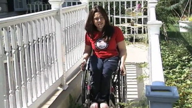 [PHI] Paralympian Returns Home to Burglarized House