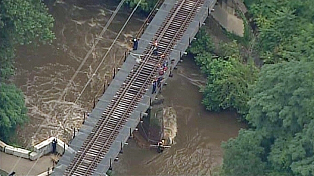 [PHI] Teen Swept Away By Pennypack Creek