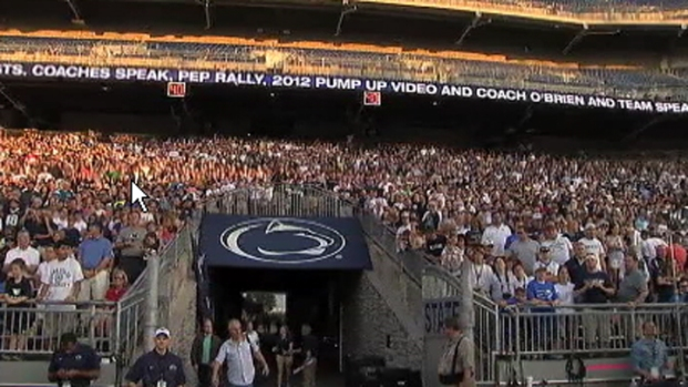 [PHI] Fans Rally at Penn State