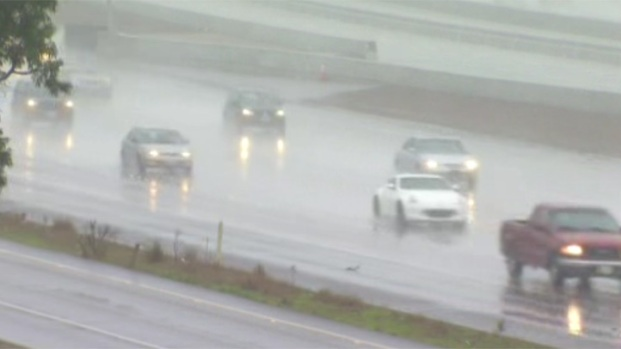 [PHI] NBC10 First Alert: Rainy Morning Rush