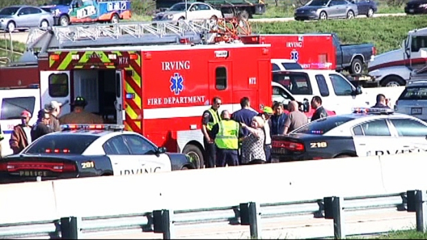 [DFW] Witnesses Commend Bus Crash Emergency Response Efforts