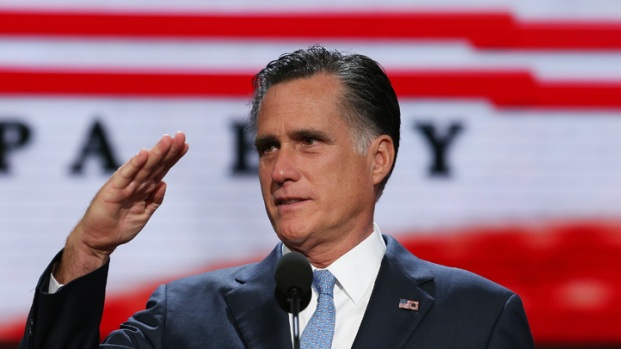 [PHI] Romney Delivering Speech Tonight at RNC