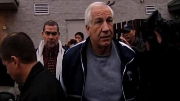 [PHI] Sandusky Re-Arrested on New Charges