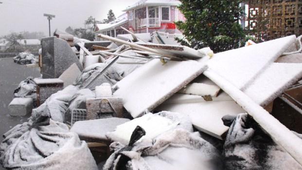 [NATL] Looking Back at Hurricane Sandy's Devastation