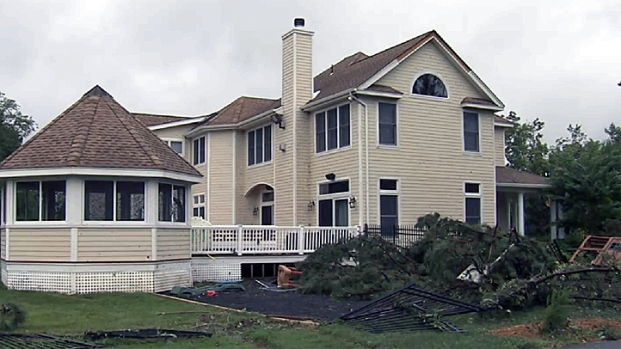 [PHI] Stafford Twp. Residents Believe Tornado Touched Down