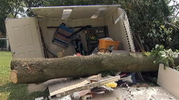 [PHI] Tornado Cleanup in Camden County