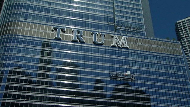[CHI] Trump Building Letters Get Mixed Reaction