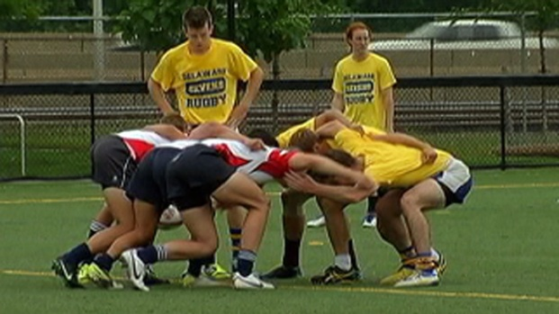 [PHI] UDel's Rugby Team Heads to the Big Dance