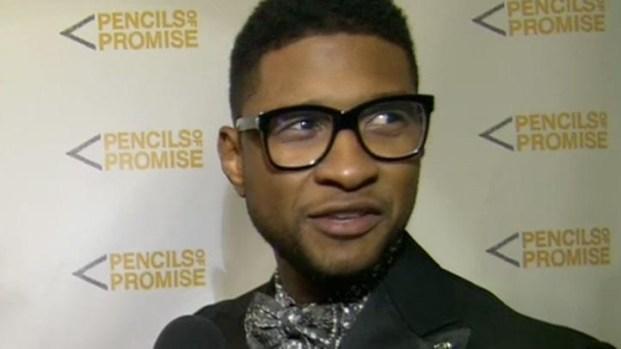 [NBCAH] Usher On Justin Bieber's Baby Drama