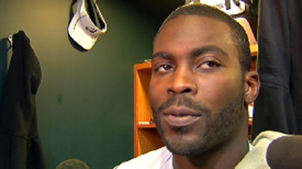[PHI] Vick: I Want to Get a Win for Andy