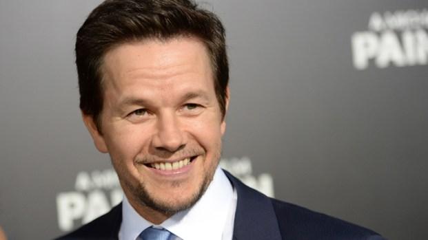 [NBCAH] Mark Wahlberg at 'Pain & Gain' Premier