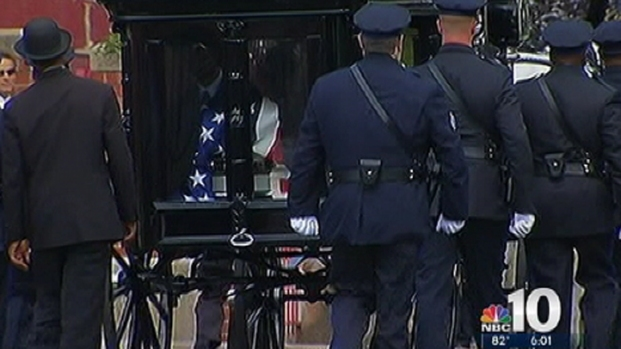 [PHI] Viewing for Fallen Philly Officer