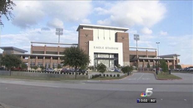 [DFW] Allen ISD Stadium Update: Raw Video