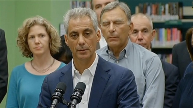 "[CHI] Mayor: ""This is a Strike of Choice"""