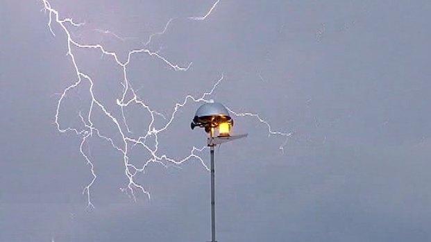 [CHI] Storms Battle Southwest Surbubs