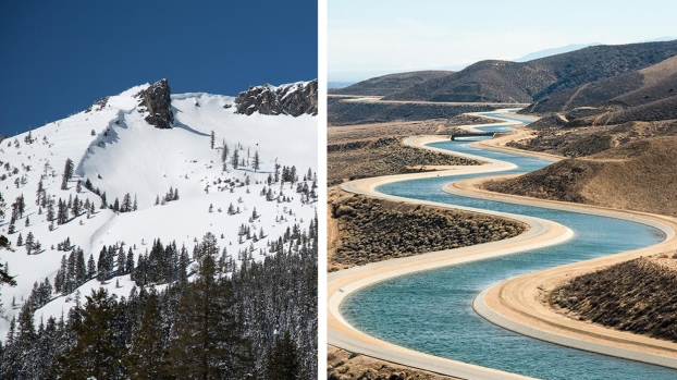 How Water Gets From the Mountains to the Rest of California