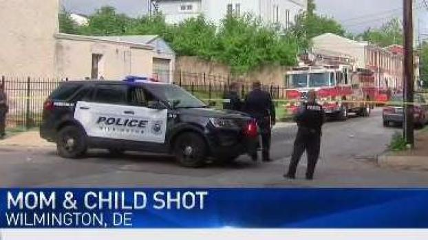 Child Bystander Shot in Head