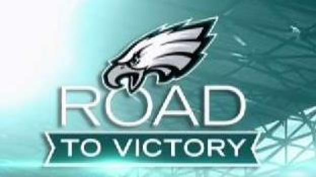 Eagles 'Road to Victory' on NBC10