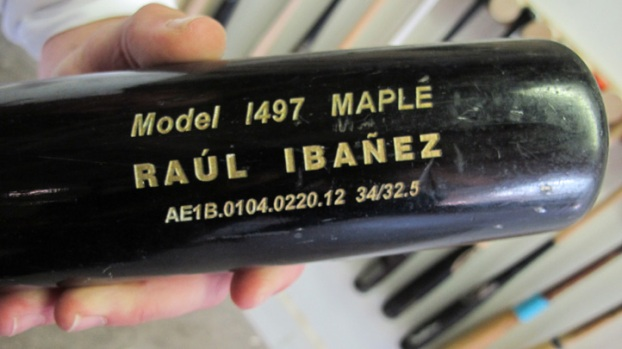 Local Baseball Bats Used by the Pros