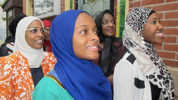 Muslim Fashion Takes Center Stage