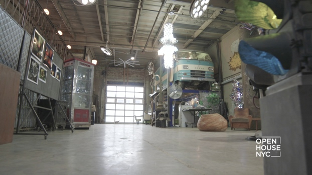 Designer Tour: A Creative Studio Space in Brooklyn