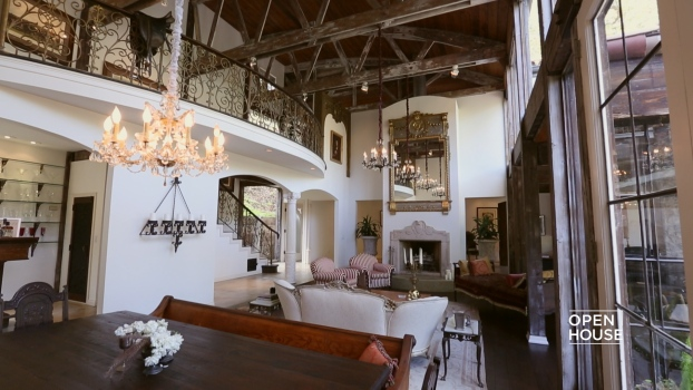 Designer Tour:  Recycled and Renewed Design in Chateau Zoo