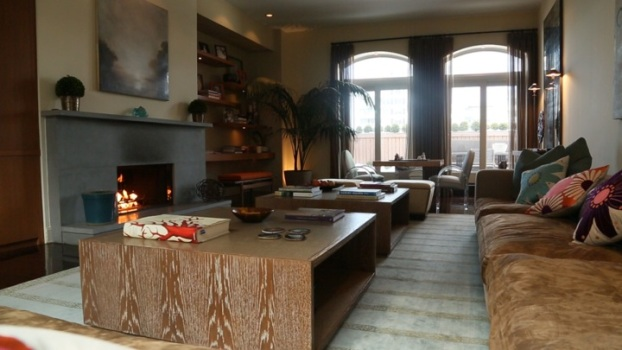 Inside a Tribeca Apartment With Magical River Views