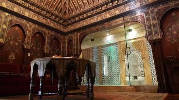 Inside Modern Day Castle Palazzo Di Amore