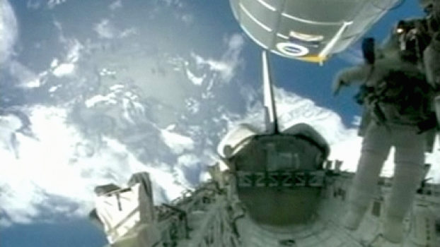 Astronauts Make History With NASA's First All-Female Spacewalk
