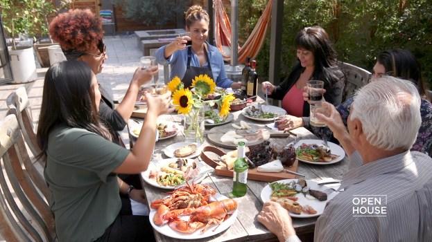 Good Vibes at Home with Chef Antonia Lofaso