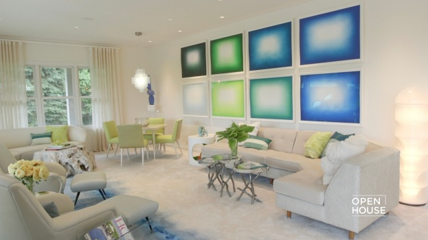Designer Tour: Colorful, Curated Design in the Hamptons