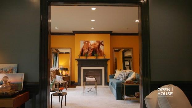 Home Tour: Bold Color and Design in Pound Ridge