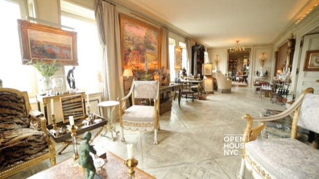 Tour the Majestic Home of Designer Howard Slatkin