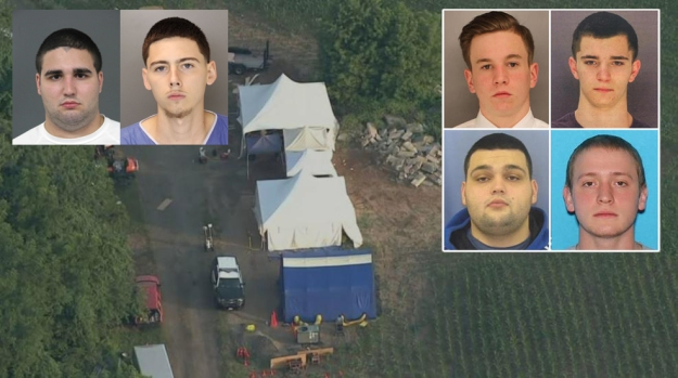 Timeline: Murder of 4 Men in Bucks County