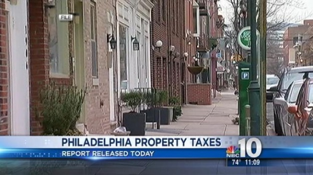 [PHI] Property Tax AVI Study