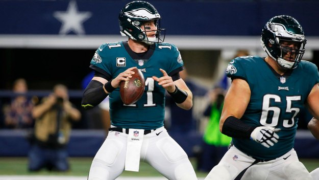 Lane Johnson Silences Critics With Gutty Performance Vs. Giants